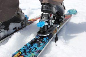 jazda na nartach podstawy