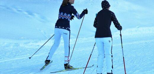 Jazda na nartach – podstawy